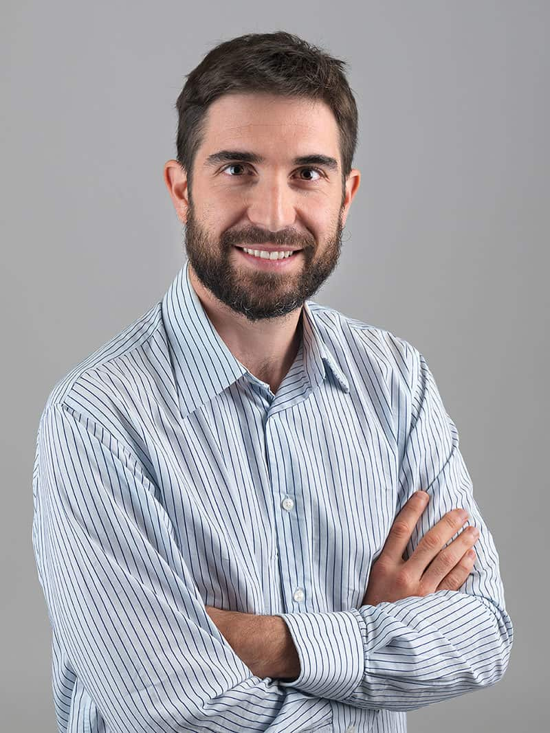 Arkaitz Gabriel Palacios Atlaxis centro de fisioterapia y osteopatia